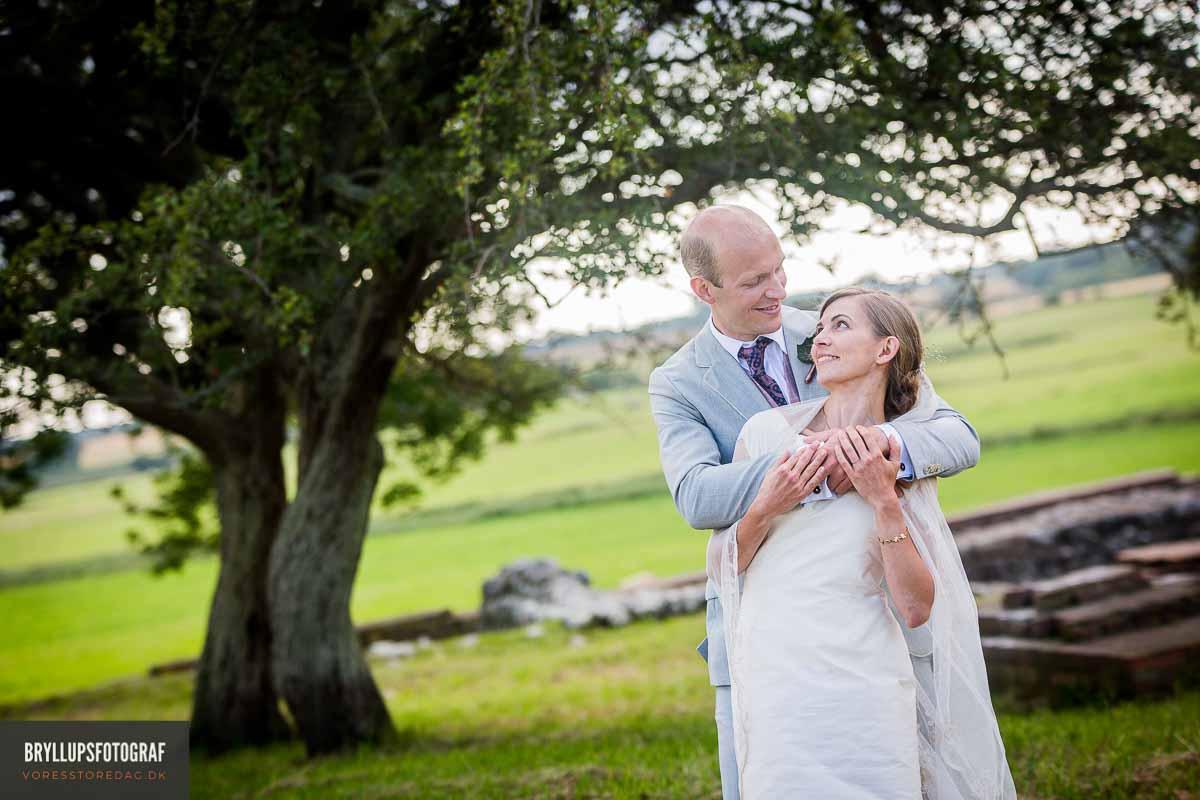 fotograf til bryllupper i esbjerg