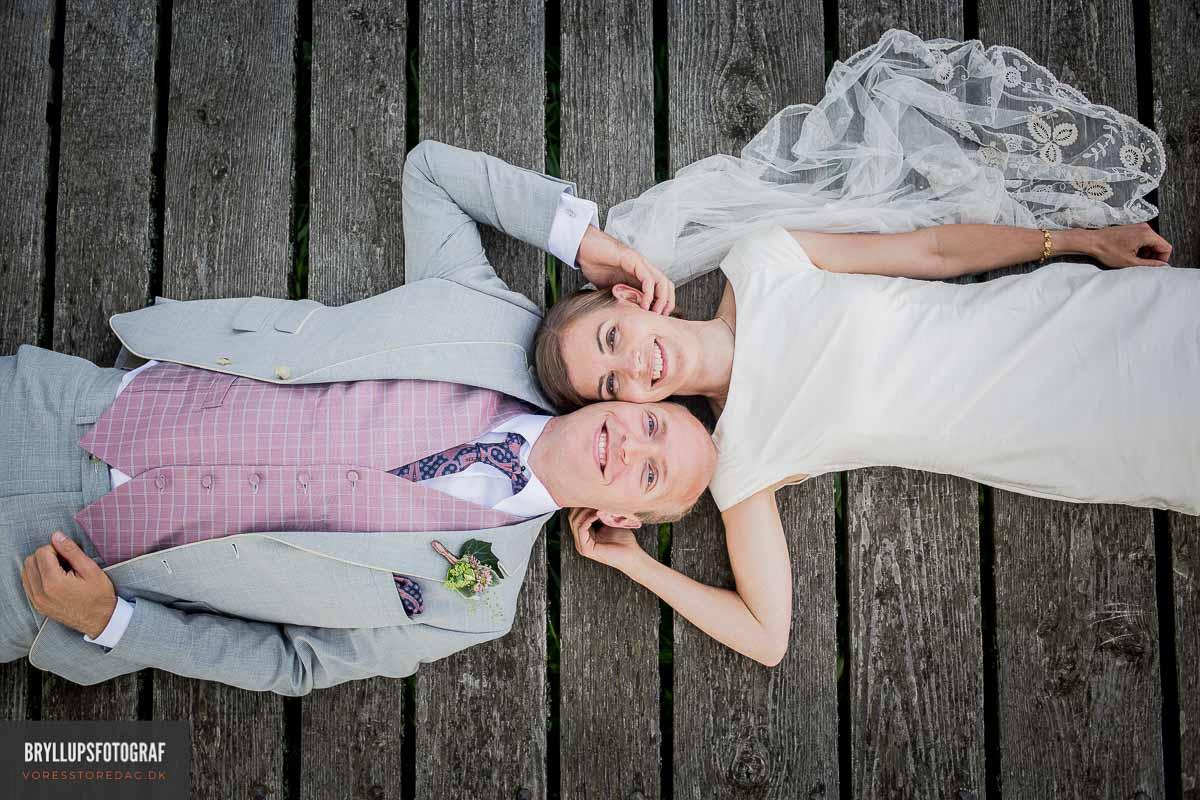 esbjerg portrætfotos ved bryllup