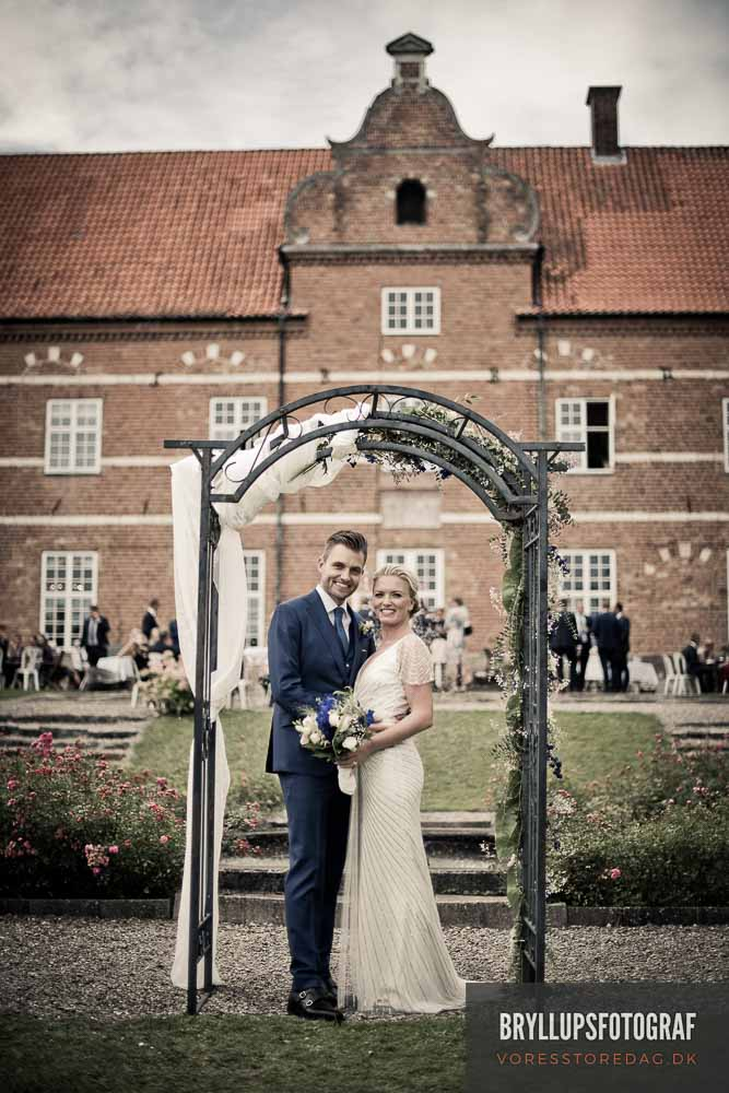 en dygtig bryllupsfotograf esbjerg