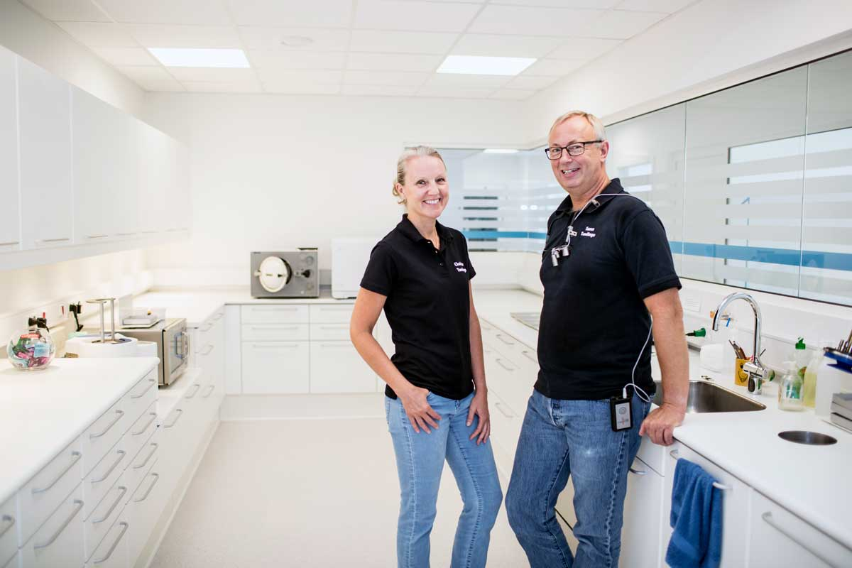 tandlæge Aalborg
