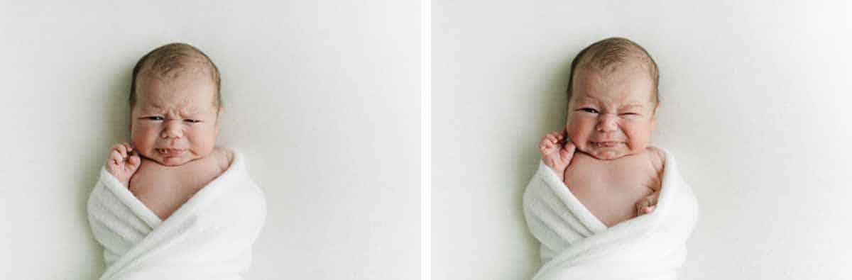 newborn billeder af din nyfødte baby i Esbjerg