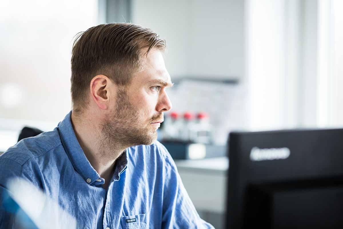 Medarbejderbilleder i Esbjerg