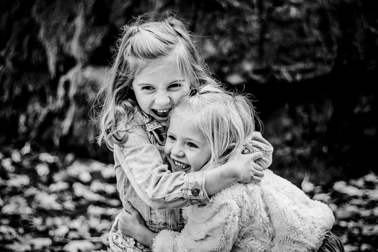 Børnefotograf med smil i øjet