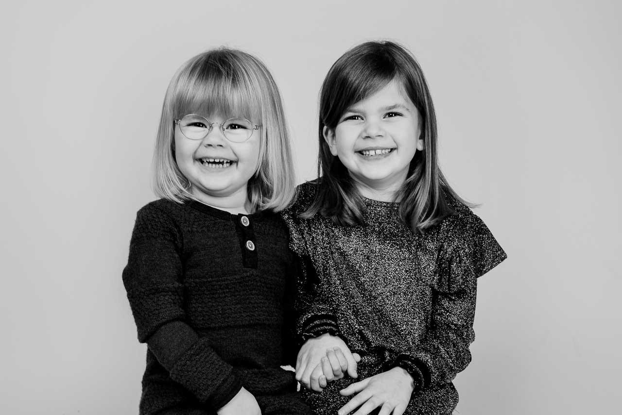 Ny børnefotograf vil ikke redigere virkeligheden. Børn er børn