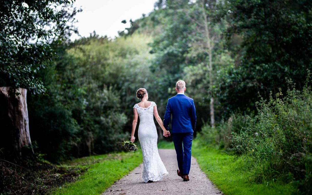 Bryllupsfotograf i Esbjerg