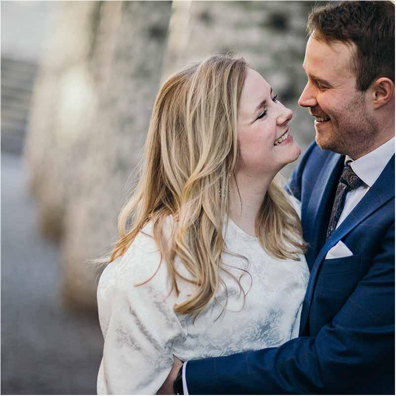 fotografering af bryllup i Esbjerg