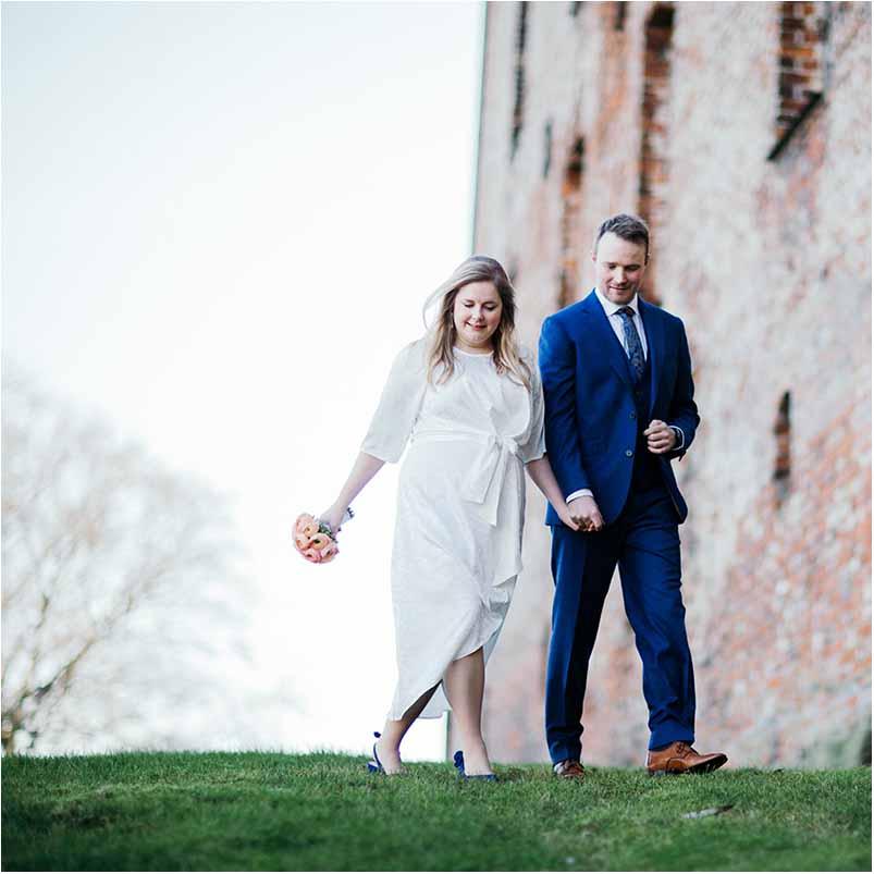 Esbjerg bryllup