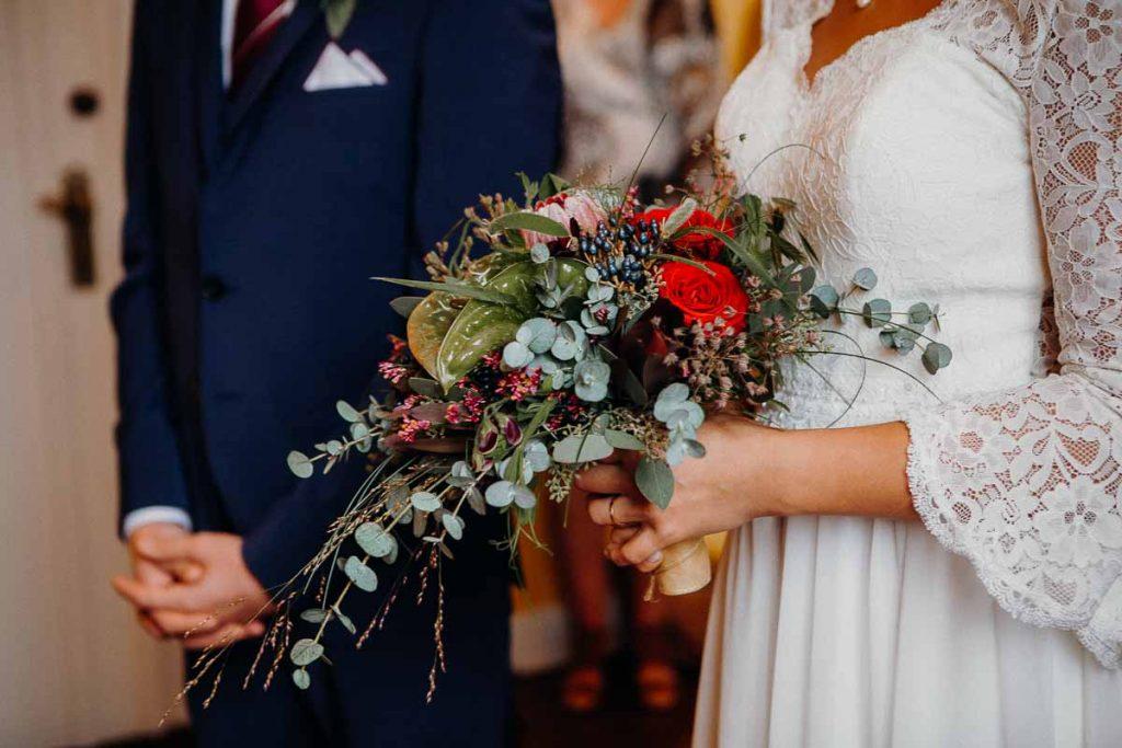 Dygtig bryllupsfotograf i Esbjerg