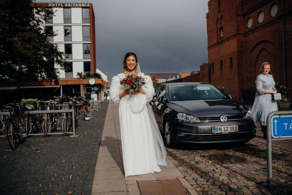 Bryllup Esbjerg Arrest