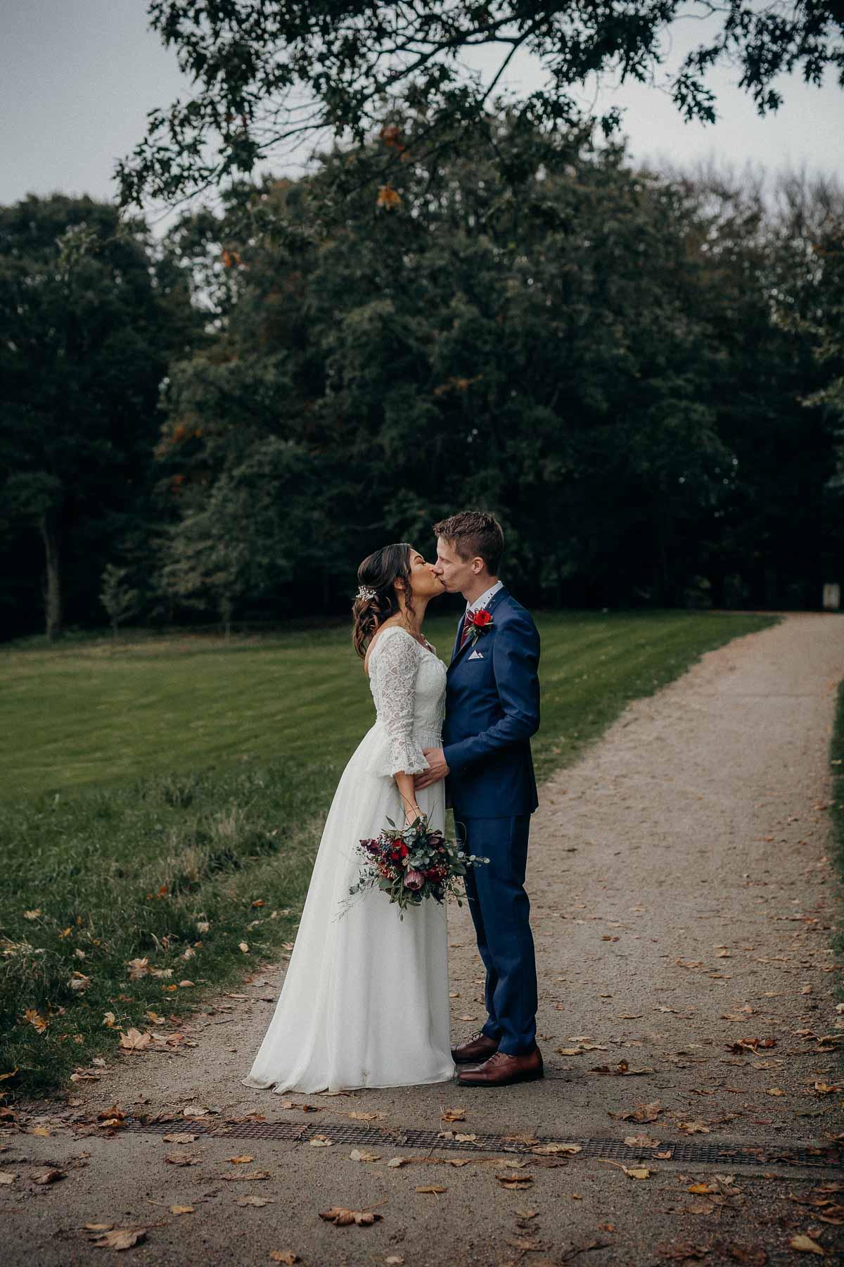 bryllupsfotografering Gjesing